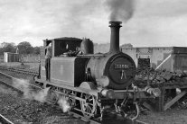 Terrier locomotives that worked the Hayling Branch – Extract from The Hayling Railway by Robin French