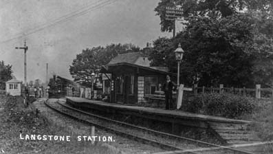 Langstone Station