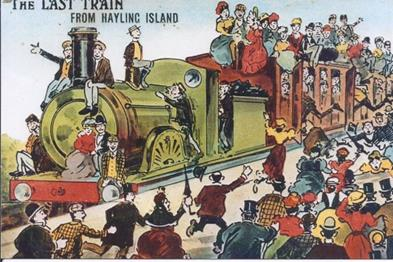 Last Train From Hayling