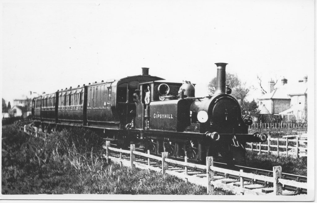 Terrier Locomotives That Worked The Hayling Branch