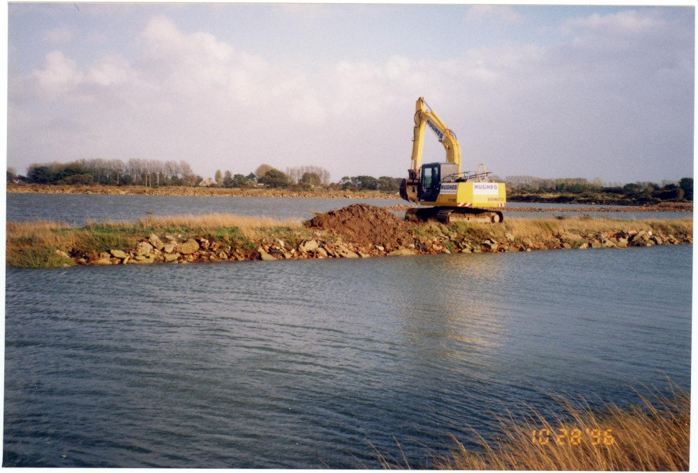 Re construction of Oyster beds and creation of Nature Reserve - Havant Borough Council