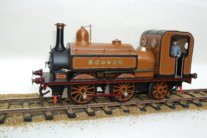 Bognor- a Kitson LB&SCR tank engine that operated the Hayling branch in the early 1890s – Richard Barton