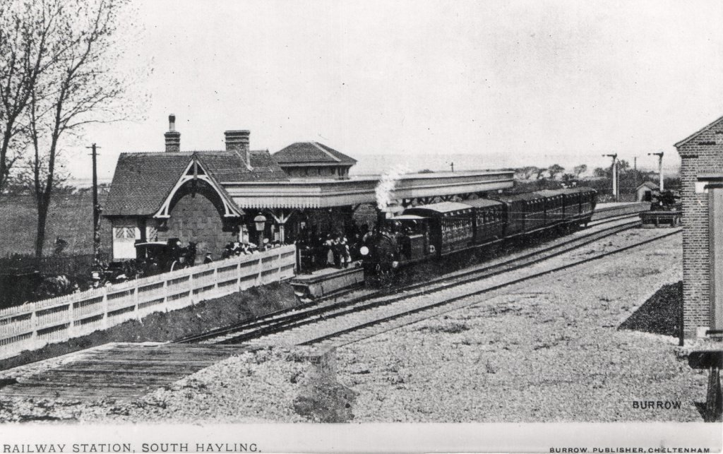South Hayling Station. Image: NRM ref 683/33